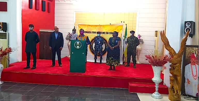 A Special Broadcast on Covid-19 by the Governor of Anambra State, HisExcellency, Chief Willie Obiano